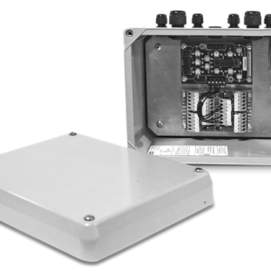 JB4EP and JB4EPT TuffSeal™ Excitation Trim Junction Box