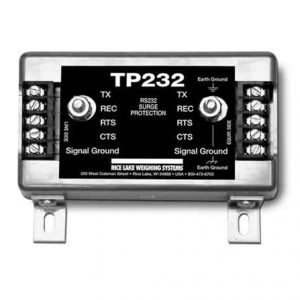 TP232 RS-232 Serial Surge Protector