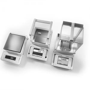 Sartorius Cubis Semi-Micro and Analytical Series Balance