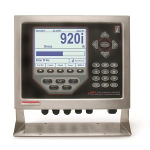RICE LAKE 920i® Programmable Weight Indicator and Controller