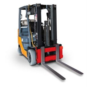 RICE LAKE CLS-420 Forklift Scale