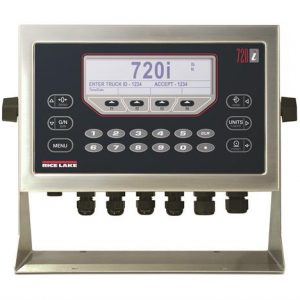 RICE LAKE 720i™ Programmable Weight Indicator and Controller