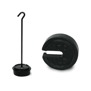 RICE LAKE Cast Iron Calibration Weights - Counterpoise and Hanger Weights