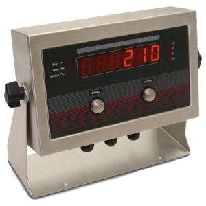 RICE LAKE IQ plus® 210 Digital Weight Indicator