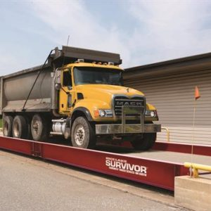 RICE LAKE SURVIVOR® SR Truck Scale